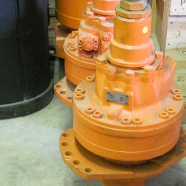 Hydraulic Rotators